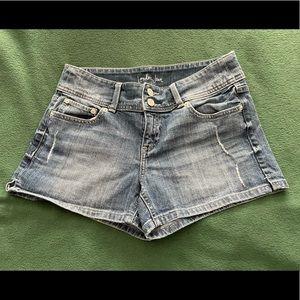 London Jean Denim Shorts